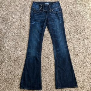 Brand new ReRock for Express  jeans